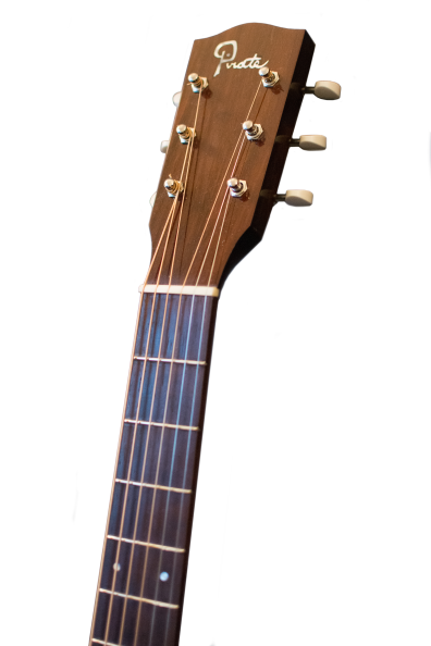 Flagship OM - Red Spruce & Mahogany