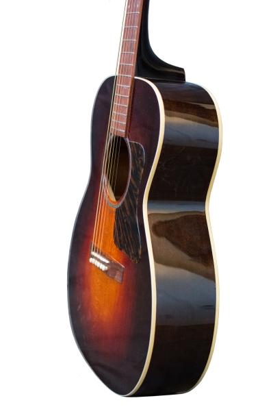 Custom OM - Red Spruce & Mahogany